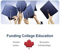 Free Education Funding and Living Expenses.