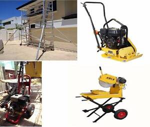 Mobile Scaffold, Compactor, Bricksaw & Pressure Washer Hire Rossmoyne Canning Area Preview