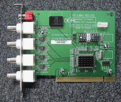 ADR FM-1004 4 Channel Composite PCI Video Capture DVR Card CCTV Security Camera 4 Channel Dvr Pci