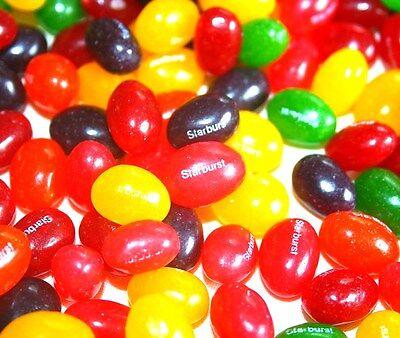 STARBURST JELLY BEANS 5 LBs Bulk Vending Machine Fresh Chewy Candy