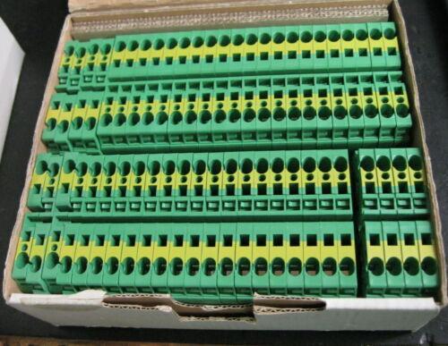 Allen-Bradley 1492-LG4 Terminal Blocks Series A LOT OF 50