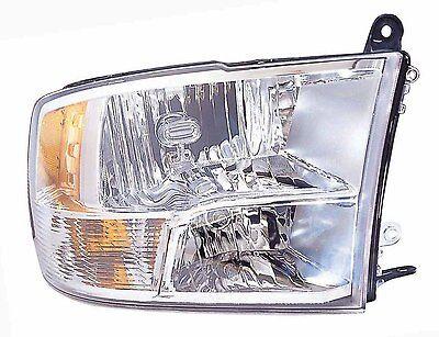 2010 2011 2012 2013 2014 2015 RAM 1500 2500 3500 right passenger Quad headlight