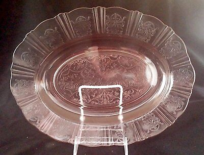 DG / MacBeth Evans AMERICAN SWEETHEART: Pink Oval Platter