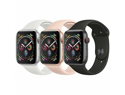 Apple Watch Series 4 (40MM / 44MM) Space Gray Silver Rose Gold GPS Only