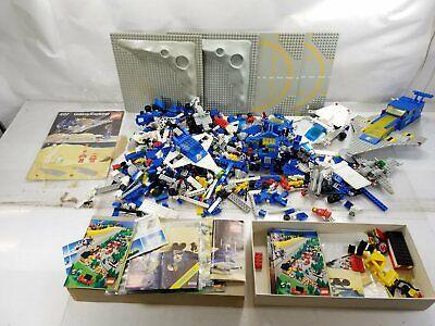 Vintage Lego 497 Galaxy Explorer Classic Space Set Legoland w/ Instructions #5