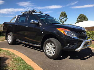 Mazda BT50 XTR Hi-Rider 2013 - 10 Factory Options Mernda Whittlesea Area Preview
