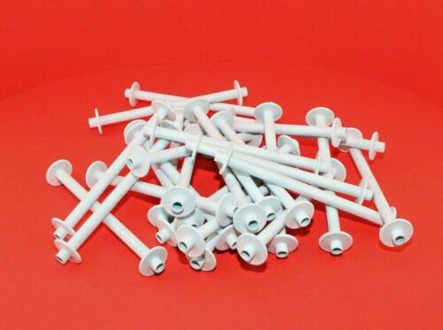 """Schacht 6"""" Plastic Bobbins. 25 Pack. Ships from KY."""