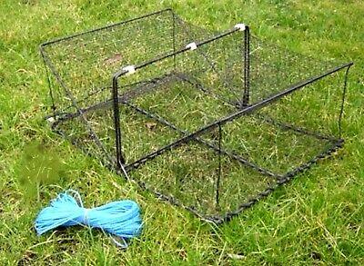 Futterkorb Made in Sweden Crayfish Trap TRAPPY® Reuse Krebsreuse Krebskorb