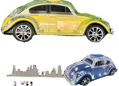 بلوتوث المتكلم سيارة قابلة للشحن راديو FM USB لاسلكي حسن الحظ الساحرة