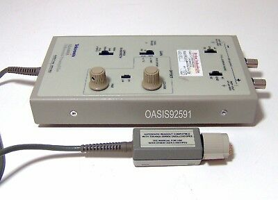Tektronix Ada400a Differential Preamplifier