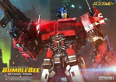 WeiJiang Transformers Optimus Prime SS38 Oversized Bumblebee Movie NEW🇺🇸USA!