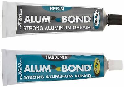 Aluminum Epoxy Metal Weld Kit Ideal For Smaller Repairs Set Of 2 6.5oz