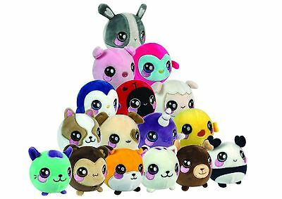 Medium Squeezamals Soft Toy