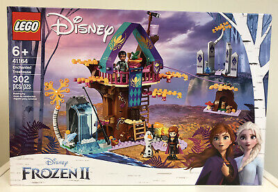 Lego 41164 Disney Frozen II 2 Enchanted Treehouse 302 Pcs Ages 6+