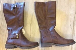 Brown Natural Soul Boots