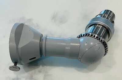 Zeiss Opmi Surgical Microscope Stereo Adapter Observer Tube