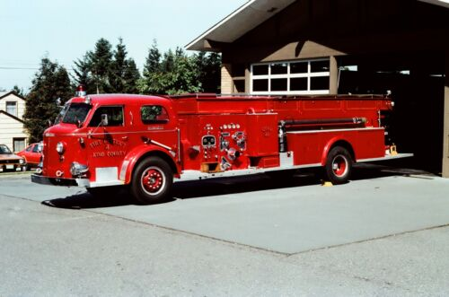 Fire Apparatus Photos on FLASHDRIVE-KING CO, WA #1. RIG PHOTOS-210 IMAGES