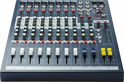 Soundcraft EPM8 10-channel Mixer Buy it now MAKE OFFER! Best Deal on