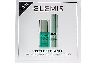 Elemis Pro collagen Eye Duo See The Difference Exp.Date 2021 Eye Renewal New Box ()