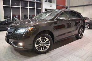 2017 Acura RDX Elite With Only 62.985 KMS!