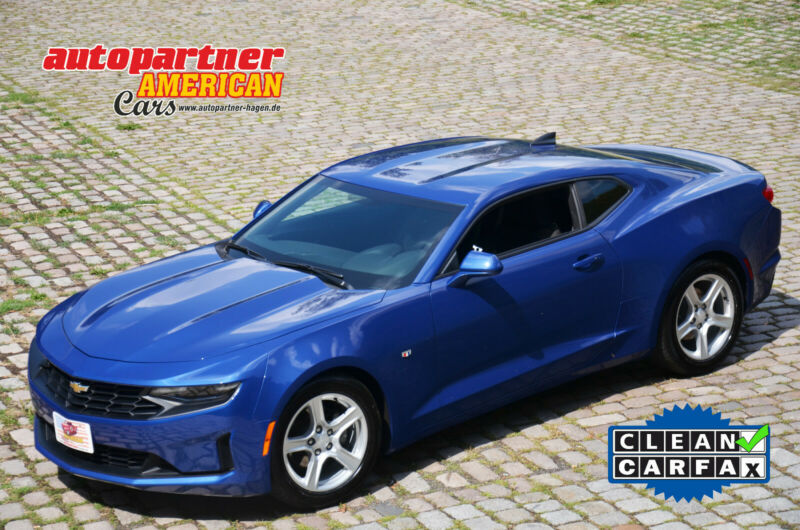 Chevrolet Camaro 1LT/LS Coupe 2.0l, NEUES MODELL 2019