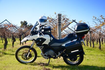 Fully Loaded BMW G 650 GS Sertão Edition West Perth Perth City Preview
