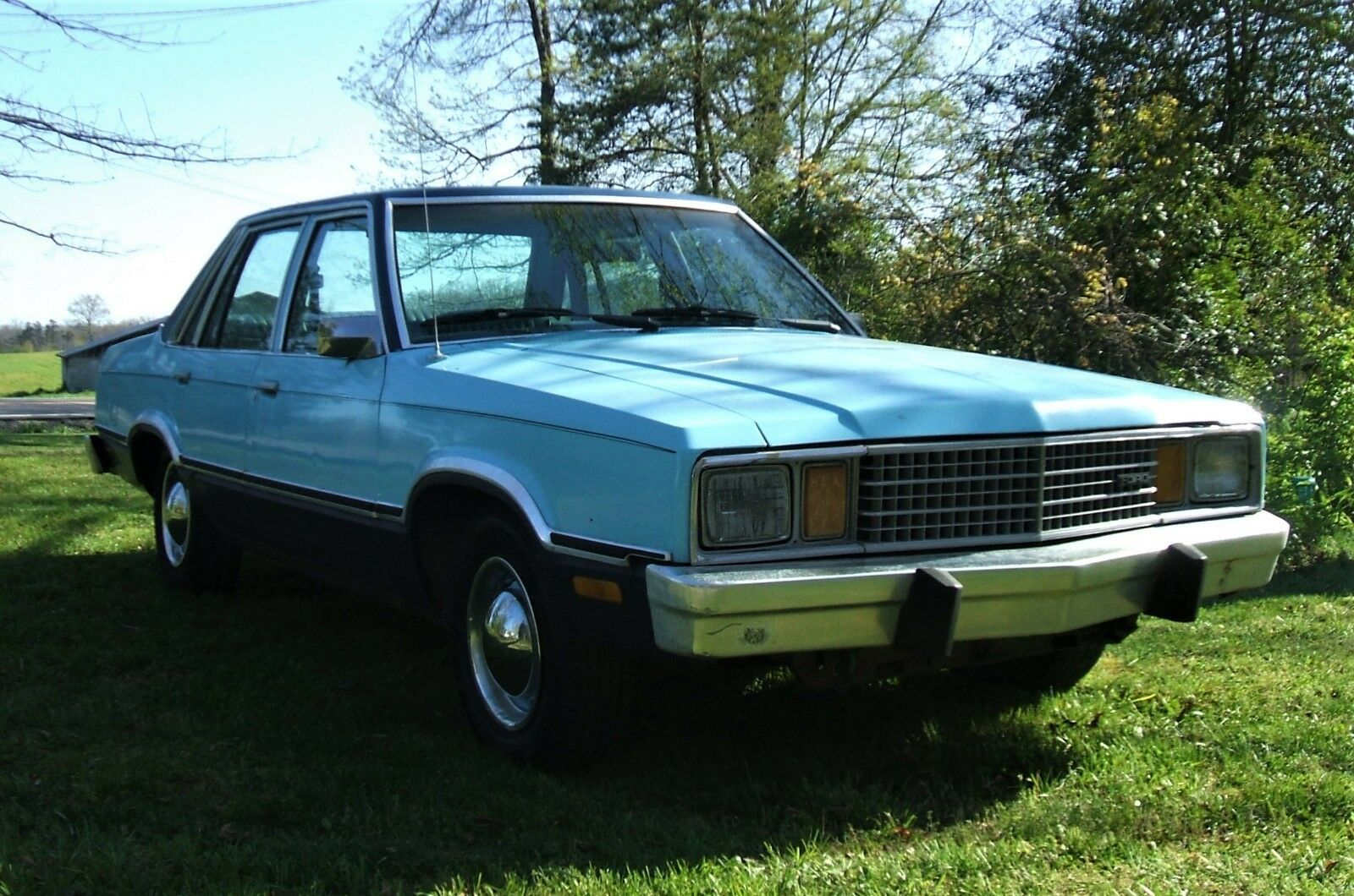 1979 Ford Fairmont  We have owned this car for 22 years