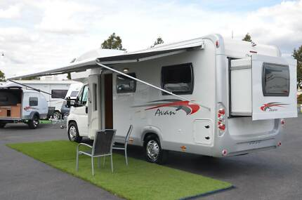 AVAN OVATION M8 MOTORHOME NEW - REDUCED - LOTS OF FACTORY OPTIONS Wodonga Wodonga Area Preview