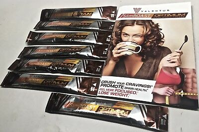 Valentus Slim Roast Coffee Optimum Dark Roast For Weight Loss -7 Day Trial Pack