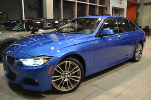 2016 BMW 3 Series 340i* Manual * M-SPORT* HEADS UP DISPLAY* 1 OW