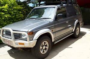 1999 Mitsubishi Pajero 4WD - perfect Condition - ready for travel Cairns Cairns City Preview