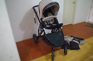 strider plus pram with accessories Beechboro Swan Area Preview