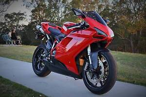 2013 Ducati 848 EVO Carina Heights Brisbane South East Preview