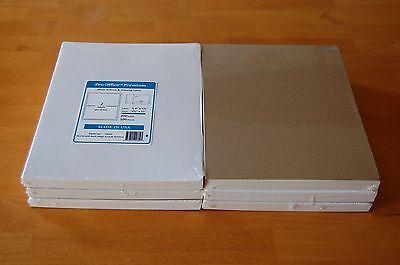 Pro Office Premium Self-Adhesive Blank Round Corner Shipping Labels FedEx 8.5x11