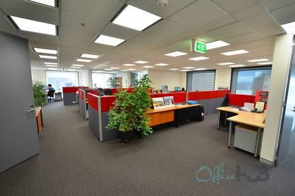 North Sydney - Dedicated desk in a brightly lit shared space North Sydney North Sydney Area Preview