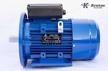Electric motor single phase 240v 3kw 4hp 2900 rpm B35 Flange Roselands Canterbury Area Preview