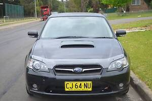 2004 Subaru Liberty GT PREMIUM ,TURBO LEATHER,AUTO,SUNROOF,BOOKS Mays Hill Parramatta Area Preview