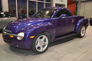 2004 Chevrolet SSR Chevrolet SSR - Reg Cab 116.0 WB *ACCIDENTS FREE *
