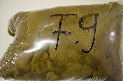 Filzwolle im Kammzug 100/% Merino 500gr zum Filzen /& Spinnen 39€//Kg Pos F4