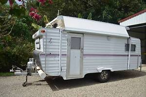 1980 Viscount Poptop 17ft 6in with NEW Roll out awning Malanda Tablelands Preview