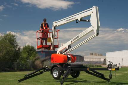 Scissor Lift and Cherrypickers For Hire Warragul Baw Baw Area Preview