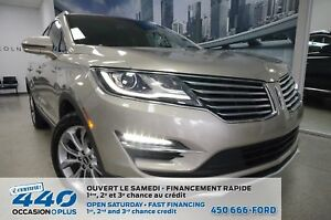 2015 Lincoln MKC   2.0L ECOBOOST AWD, CUIR, TOIT, NAVIGATION