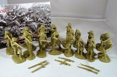 Toy Soldiers of San Diego TSSD Vietnam War NVA North Vietnamese Army Set 30