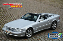 Mercedes-Benz SL 500 V8 Silver Arrow, Limitiert, TOP Zustand
