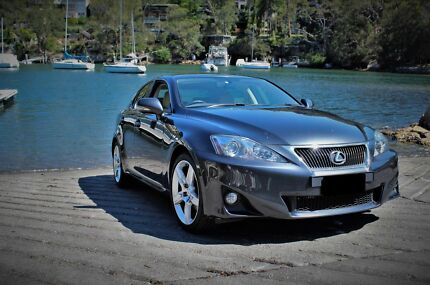 Lexus IS250 RUNNING OUT OF REGO 20.1.2018