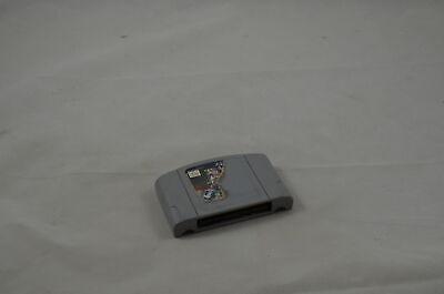 Dual Heroes N64 Spiel (beschädigt) #3634