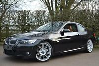 BMW 335i 3.0 auto 2007 M Sport Coupe |1 OWNER FROM NEW!|Factory Fitted Options££