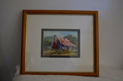Original Evelyn Hill Painting