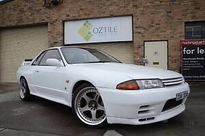 1993 Nissan BNR32 GT-R Later Model Box Hill Whitehorse Area Preview