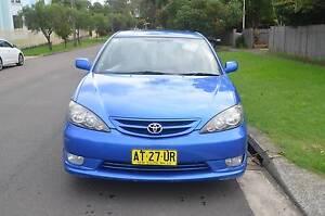 2005 Toyota Camry SPORTIVO AUTO,AIR,STEER,REGO CHEAP CHEAP Pendle Hill Parramatta Area Preview